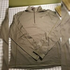 Men's The North Face Medium pullover with zip